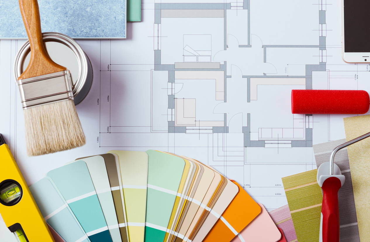 HOW TO GET YOUR HOME READY FOR RENOVATIONS